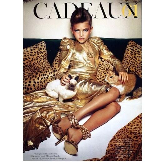 01 Thylane 2011 10 anni Vogue