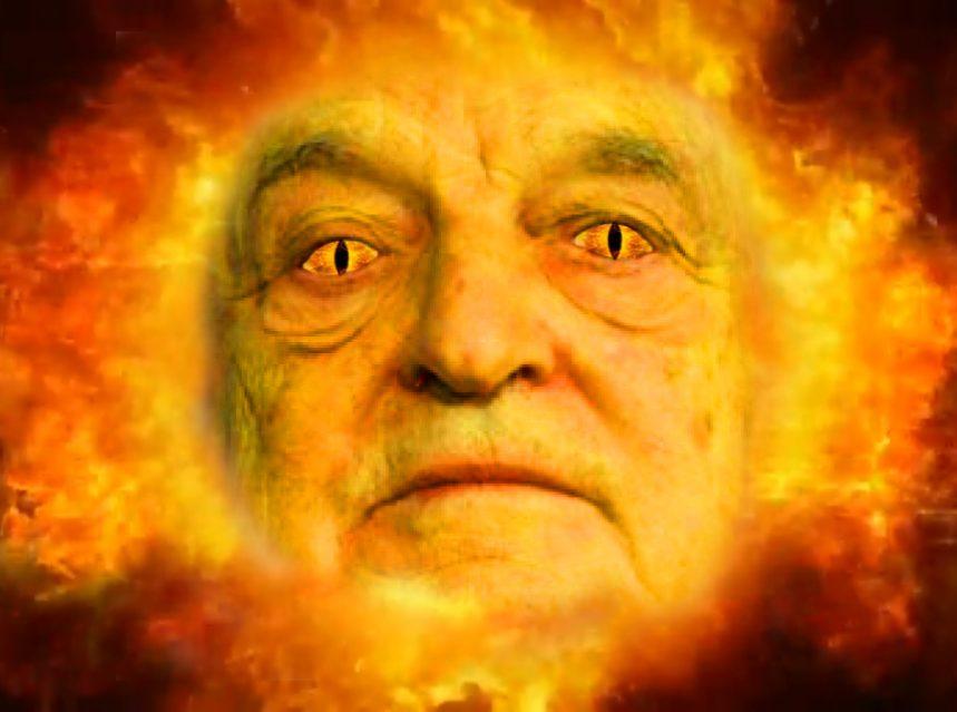 Soros Sauron